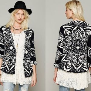 Free People Smitten Kitten Cardigan